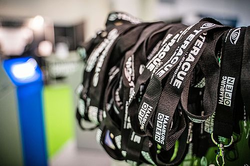 HAMBURG OPEN Lanyards